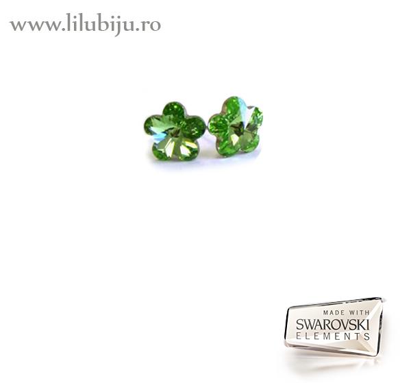 Cercei Swarovski Elements™ - Flori